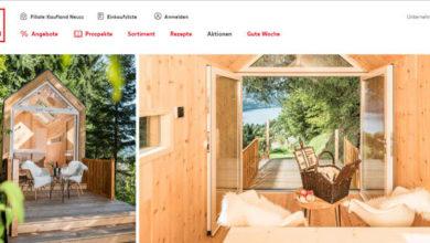 Kaufland Gewinnspiel Urlaub im Tiny House gewinnen
