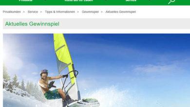 LVM Versicherung Gewinnspiel Reise zum SurfCup gewinnen