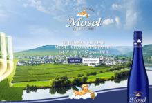 Mosel-Tröpfchen-Gewinnspiel Flusskreuzfahrt gewinnen