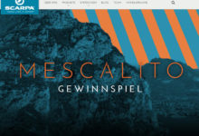 Scarpa Gewinnspiel Klettersteigwochenende in Garda gewinnen