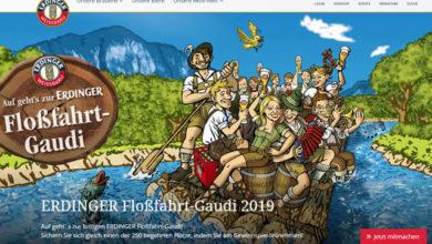 Erdinger Weißbräu Gewinnspiel Ausflug in Bayern gewinnen