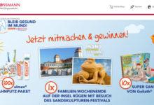 Rossmann Gewinnspiel Familienwochenende auf Rügen gewinnen