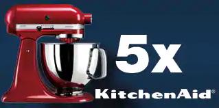 KitchenAids Gewinnspiel